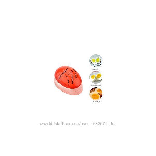 Таймер индикатор для варки яиц Эврика Egg Timer Подсказка