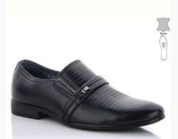 Натуральная кожа Туфли для мальчиков, отличное качество