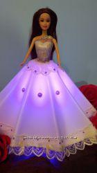 Лялька світильник нічник