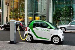 Аренда, прокат авто Smart Electric Drive