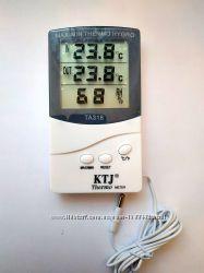 Термометр, гигрометр, метеостанция выносной датчик ТА 318