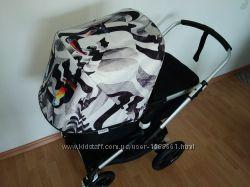 Лучшая новая детская коляска Bugaboo Fox 2в1 бугабу фокс