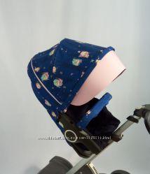 Комплекты летнего текстиля для колясок Stokke
