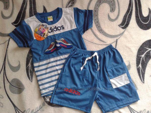 Одяг для хлопчиків комплекти, футболки, майки