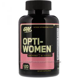 Opti-Women, мультивитамины для женщин, 120 табл.