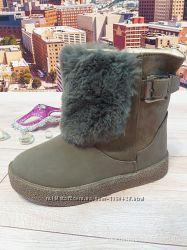 Ботинки еврозима сапоги угги для девочки