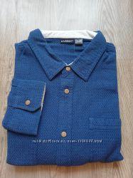 Класная мужская рубашка хлопок livergy