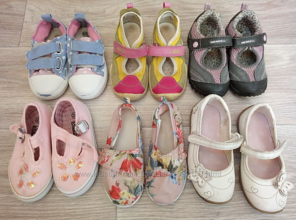 Детская фирменная обувь на девочку, кеды, мокасины, слипоны