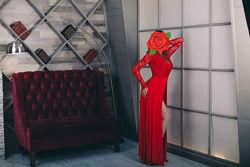 Бомбезное платье для фотосессии или незабываемого вечера