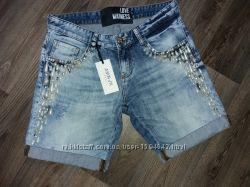 Шорты джинсовые AMN