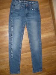 Джинсы на мальчика Denim 146-152р. 11-12лет синие