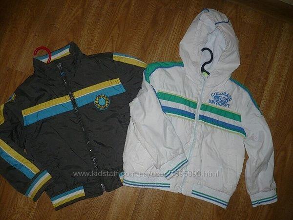 Ветровка на мальчика 86-92р. и 92-98р.