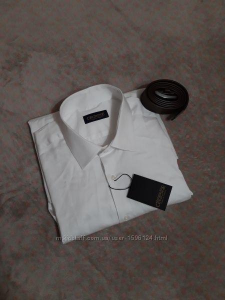 Новая мужская рубашка Турция 100 коттон