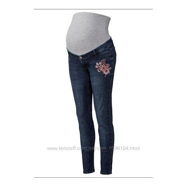Новые джинсы скинни для беременных Esmara skinny сток