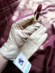 Изысканные кожаные перчатки Grimaldi