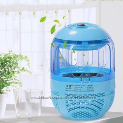 Лампа-ловушка УФ для комаров, мух и др. насекомых