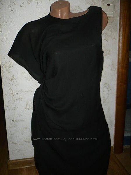 Платье черное вечернее М Наш 46р. черное