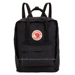 Стильный рюкзак Fjallraven Kanken, канкен с отделением для ноутбука