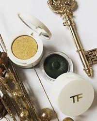 Tom Ford Cream And Powder Eye Color Кремовые тени для век 09 Emerald Isles