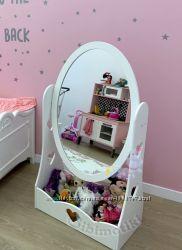 Детское зеркало, напольное зеркало, зеркало в детскую