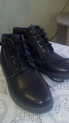 Ботинки подростковые зимние