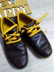 Дитячі шкіряні туфлі Clarks 31розмір.
