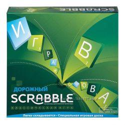 Скрабл игра MATTEL Scrabble Новый Оригинал
