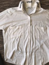 Рубашка блузка OODJI