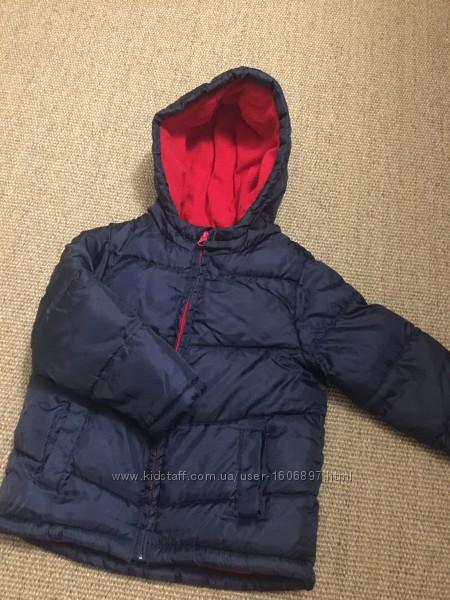 Куртка marks&spencer зима на мальчика