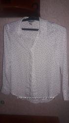 Рубашка блузка hm