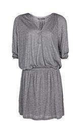 Платье из трикотажа джерси Mango, M