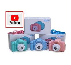 Цифровой Фотоаппарат для детей от 3 лет Видео