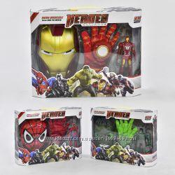 Марвел набор героя, персонажи их комиксов Marvel в наличии 2 вида