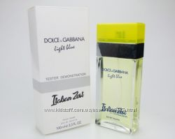 Dolce&Gabbana Light Blue Italian Zest Тестер