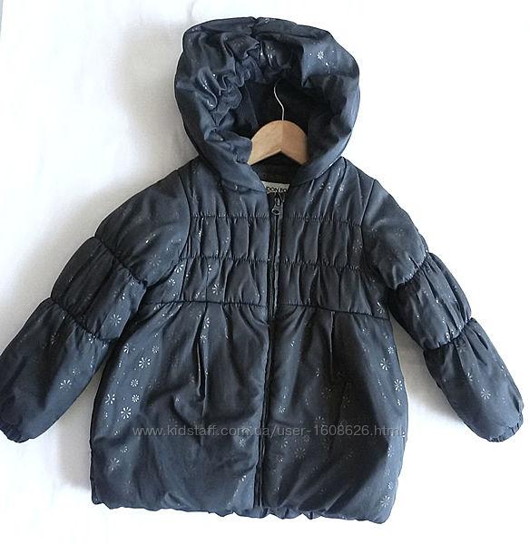 Курточка London Fog на девочку 4-6 лет