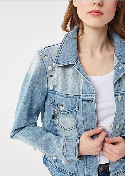 Джинсовая куртка B. Style р. М