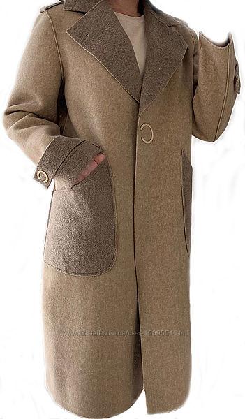 Пальто женское демисезонное. размер S.