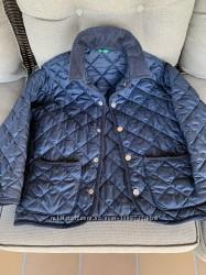 Куртка стеганная на синтепоне демисезонная