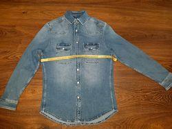 Джинсовая куртка мужская Reserved  M