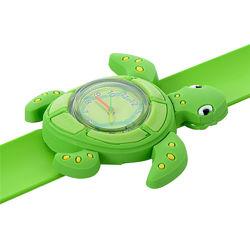Часы детские, наручные силиконовые Лягушка