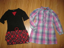 Распродажа платья next , h&m, george , benetton 4-6 лет
