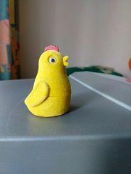 Аксессуар дляювелирных изделий в виде цыпленка