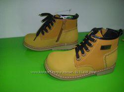 Шикарные ботинки кожа, деми и зима, на любой вкус, мальчикам и девочкам