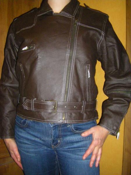 Кожаные куртки, косухи, пальто, тренчи