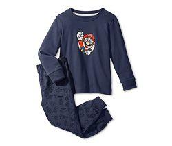 Замечательные пижамки из био-хлопка от Tchibo Германия р.110-116, 134/140
