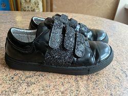 Evie лаковые туфельки/кеды