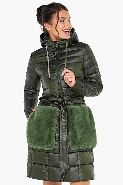 Куртка осенняя воздуховик женская