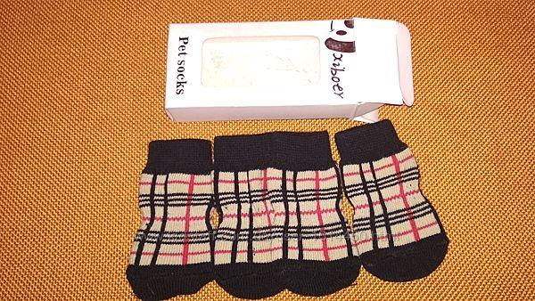 Носки для собак котов носочки для животных размер L