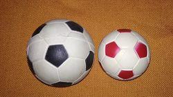 Футбольный мяч Trixie игрушка для собак виниловая тяжёлая