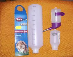 Trixie поилка автоматическая для грызунов трикси бутылочка